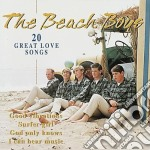 20 GREAT LOVE SONGS cd musicale di BEACH BOYS