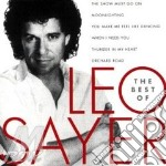 The best of cd musicale di Leo Sayer