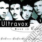 RAGE IN EDEN cd musicale di ULTRAVOX