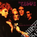 SONGS THE LORD TAUGHT US cd musicale di CRAMPS