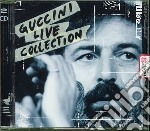 LIVE COLLECTION cd musicale di Francesco Guccini