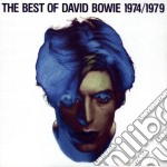 THE BEST OF 1974/1979 cd musicale di David Bowie