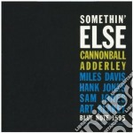SOMETHIN'ELSE cd musicale di Cannonball Adderley