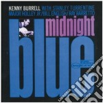MIDNIGHT BLUE cd musicale di Kenny Burrell