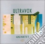 QUARTET cd musicale di ULTRAVOX