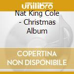Christmas album cd musicale di Cole nat king
