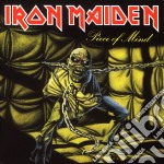 PIECE OF MIND cd musicale di IRON MAIDEN