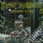SOMEWHERE IN TIME cd musicale di IRON MAIDEN