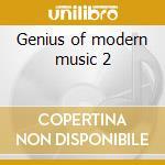 Genius of modern music 2 cd musicale di Thelonious Monk