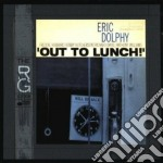 OUT TO LUNCH cd musicale di Eric Dolphy