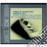 POINT OF DEPARTURE cd musicale di Andrew Hill