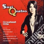GREATEST HITS cd musicale di Suzi Quatro