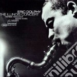 THE ILLINOIS CONCERT cd musicale di Eric Dolphy