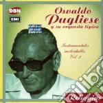 Instrumentales vol.2 cd musicale di Osvaldo Pugliese