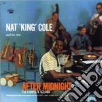 Nat King Cole - After Midnight - The Complete Session cd musicale di COLE NAT KING