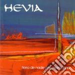 Tierra de nadie cd musicale di Hevia