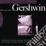 Blue note plays gershwin cd musicale di Artisti Vari