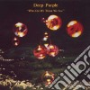 Deep Purple - Who Do We Think We Are cd