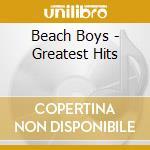 GREATEST HITS (29 classic tracks) cd musicale di BEACH BOYS