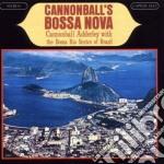 CANNONBALL'S BOSSA NOVA cd musicale di Cannonball Adderley