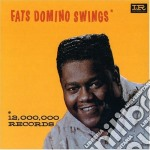 Swings - domino fats cd musicale di Fats domino + 12 bt