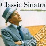 Classic sinatra cd musicale di Frank Sinatra