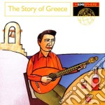 The story of greece cd musicale di Artisti Vari