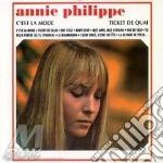 Integrale 60's - cd musicale di Philippe Annie