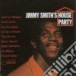 HOUSE PARTY cd musicale di Jimmy Smith