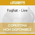 Live cd musicale di Foghat