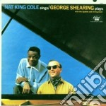 Nat king cole sings george shearing cd musicale di Nat king cole
