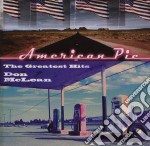 AMERICAN PIE-GREATEST HITS cd musicale di MCLEAN DON