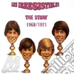 The story 1968-1971 - cd musicale di Les irresistibles + 1 bt
