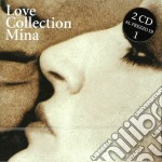 LOVE COLLECTION (2CDX1) cd musicale di MINA