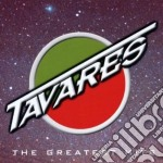 THE GREATEST HITS cd musicale di TAVARES