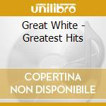 Greatest hits cd musicale di White Great