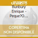 Oequeno cabaret ambulante cd musicale di Enrique Bunbury