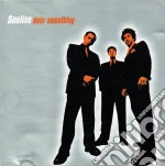 DOIN'SOMENTHING cd musicale di SOULIVE