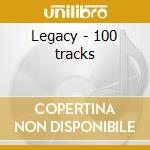 Legacy - 100 tracks cd musicale di Nelson Rick