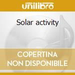 Solar activity cd musicale di Suns of arqa