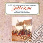 GIUBBE ROSSE cd musicale di Franco Battiato