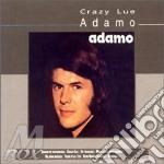 Crazy lue - adamo cd musicale di Adamo + 10 bt