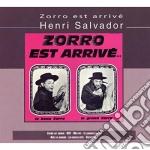 Henri Salvador - Zorro Est Arrive' cd musicale di Henri salvador + 2 bt