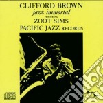 Jazz immortal cd musicale di Clifford Brown