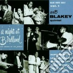 A NIGHT AT BIRDLAND VOL.1 cd musicale di Art Blakey