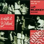 Art Blakey - A Night At Birdland Vol 2 cd musicale di Art Blakey