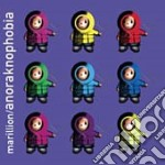 ANORAKNOPHOBIA cd musicale di MARILLION