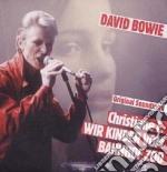 CHRISTIANE F. cd musicale di David Bowie