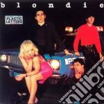 Plastic letters cd musicale di Blondie