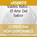 El arte del sabor cd musicale di Bebo Valdes